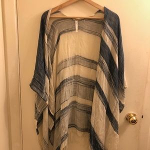 Urban Outfitters Festival Shawl / Beach Cover Up